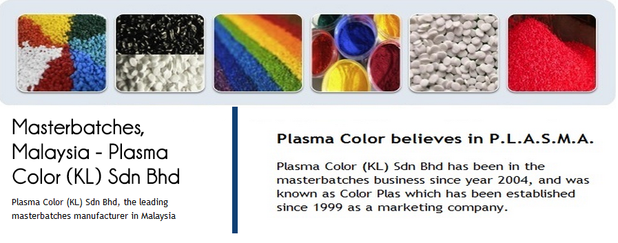 Malaysia Masterbatches Manufacturer- Plasma Color (KL) Sdn Bhd