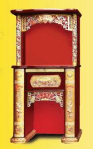malaysia design altar table