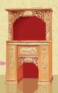 malaysia kuala lumpur altar table