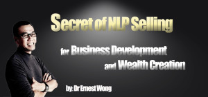 Malaysia NLP Course, NLP Sales Techniques, Selling With NLP Training in Kuala Lumpur