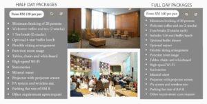 seminar room for rent kuala lumpur, kl