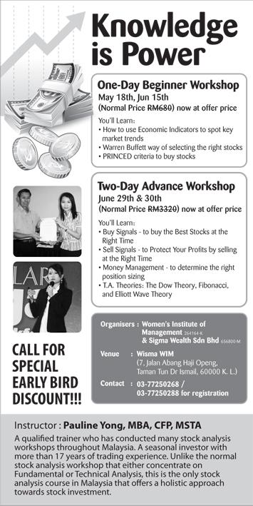 Kl Stock Investment workshop