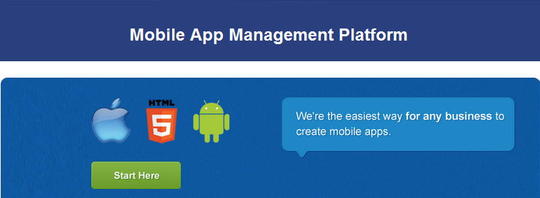 How to create mobile app