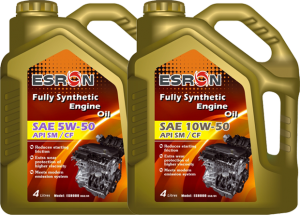 Malaysia best motor car engine oil - ESRON ES8000 B50, ESRON ES8000 C50