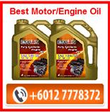 Malaysia BEST MOTOR ENGINE OIL