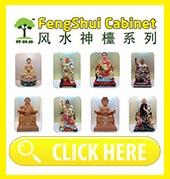 Malaysia Altar, Laughing Buddha, Medicine Buddha in Kuala Lumpur