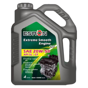 Malaysia Best Motor Car Engine Oil - Esron Motor Engine Oil