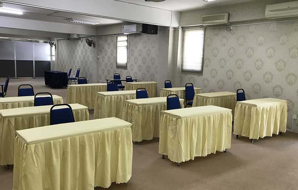 Johor Bahru Meeting Room Rental, Conference room rental, Training Room Rental in Desa Tebrau, JB